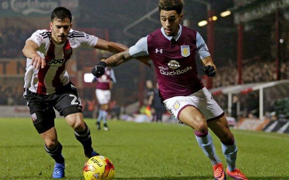 Image for Aston Villa: Fans discuss Andre Green's Villa future