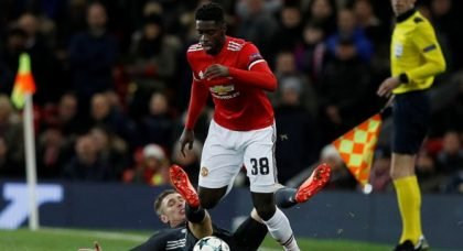 """""""Hand in your notice"""" – Loads of Man United fans react as youngster previews Liverpool"""