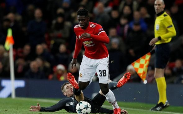 Image for Newcastle United: Transfer insider drops update on Tuanzebe pursuit