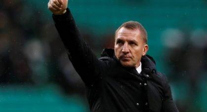 Celtic fans want Leicester clash