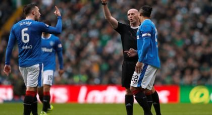 Wilson wanted to leave Rangers – Murty