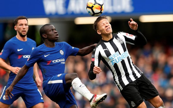 Image for Newcastle must pray that China – Gayle reports are true