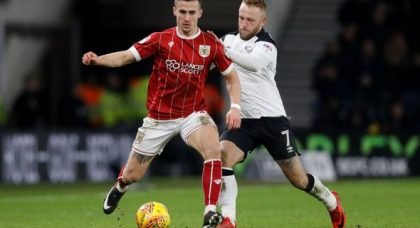 Bristol City star Bryan booked in for Aston Villa medical today