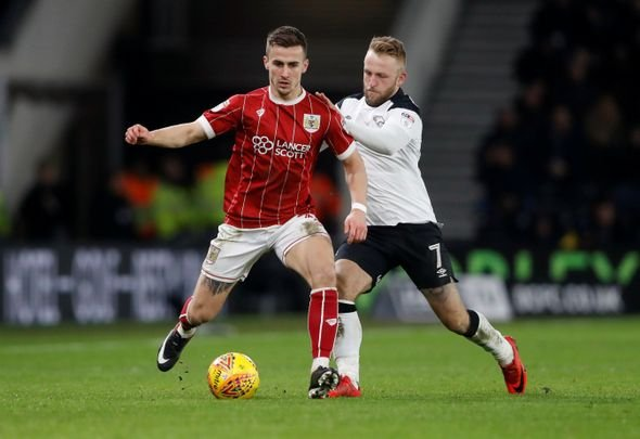 Aston Villa have £6m bid for Bristol City defender Bryan accepted