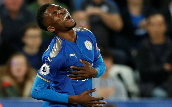 Image for Leicester City: Fans delighted with Kelechi Iheanacho's performance