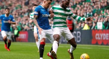 Dembele included in Celtic squad for CL clash