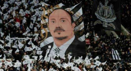 Newcastle fans slam Krafth in first half v Liverpool