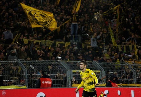 Pulisic wants to join Liverpool – report