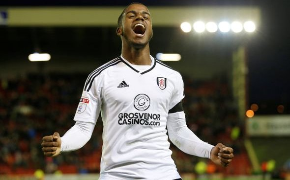 Image for Stan Collymore on Ryan Sessegnon to Spurs link