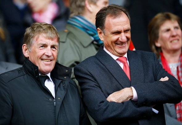 Phil Thompson raves about Rangers