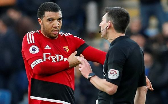 Image for Tottenham Hotspur: Spurs fans react to Troy Deeney links