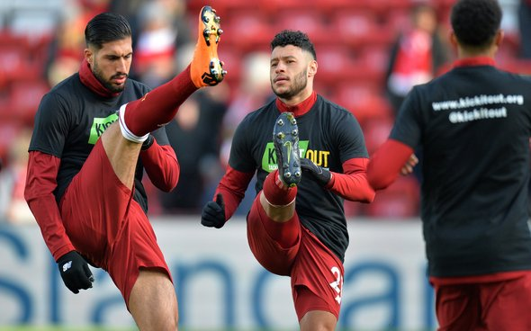 Image for Arsenal: Charles Watts offers insight on why Alex Oxlade-Chamberlain could be an option