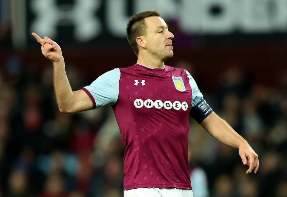 Bruce lifts lid on Terry pursuit as Villa struggle to meet demands