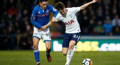 Leeds fans react to Foyth report