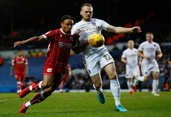 Leeds want to sell De Bock for £1.5m
