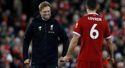 Dejan Lovren convinced Liverpool get better