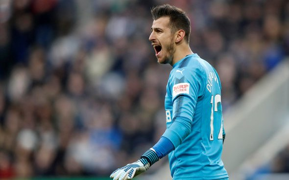 Image for Newcastle United: Fans buzzing as Martin Dubravka update surfaces