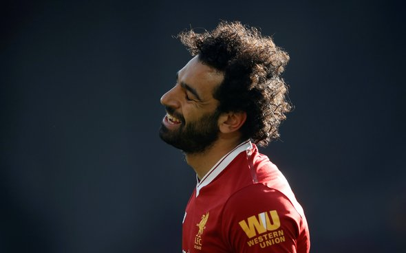 Image for Liverpool: Fans slate Mohamed Salah after Watford defeat