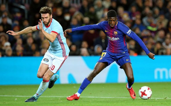 Image for Exclusive: La Liga expert on chances of Liverpool signing Ousmane Dembele