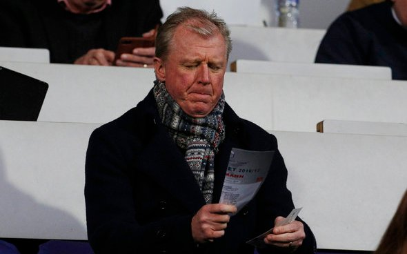 Image for Derby County: Many fans love Steve McClaren's latest decision