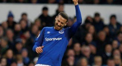 Everton preparing to offload trio this month