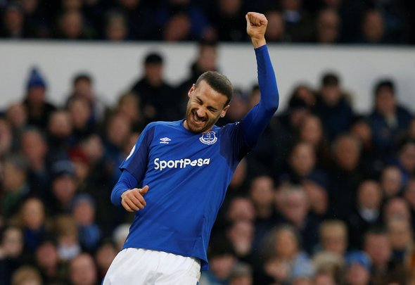 Everton willing to sell Tosun for £15m