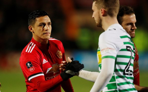 Image for Goldbridge destroys Sanchez