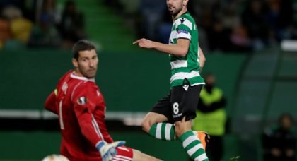 Man City are closing in on the signing of Sporting midfielder Bruno Fernandes