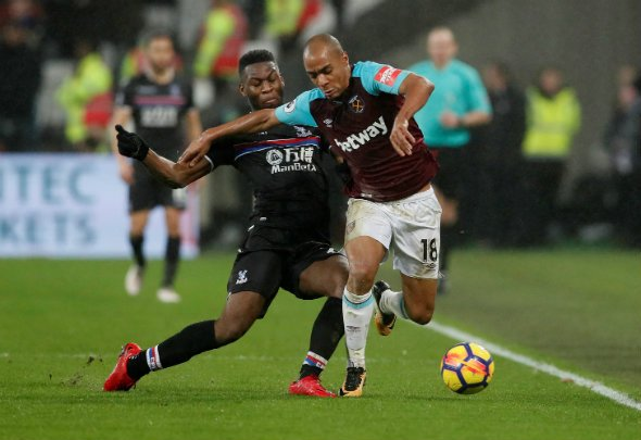 West Ham fans want Joao Mario back