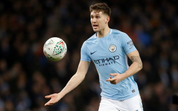 Image for Manchester City: Athletic journalist sheds light on John Stones situation