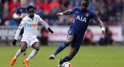 Fans lay into Sissoko for first-half display