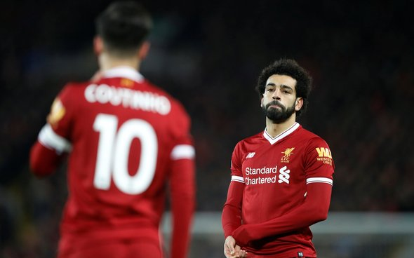 Image for Keown: Winning the Ballon d'Or will be huge for Salah