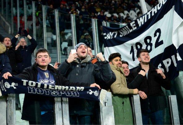 Tottenham-fans