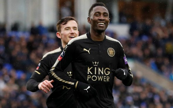 Image for Leicester City: Trevor Sinclair reserves high praise for Wilfred Ndidi