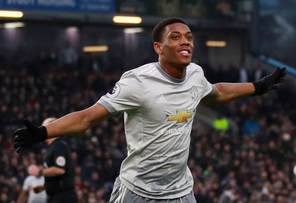 Ferdinand drools over Martial display