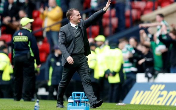 Image for Celtic fans react to Rodgers line-up v AEK Athens