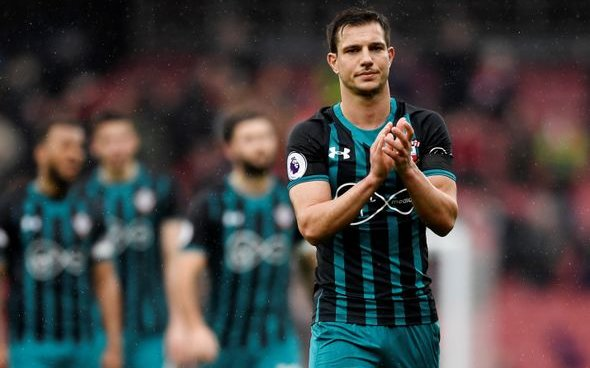 Image for Southampton: Cedric Soares linked with January exit