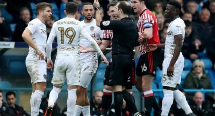 Leeds fans want Berardi to play v Millwall