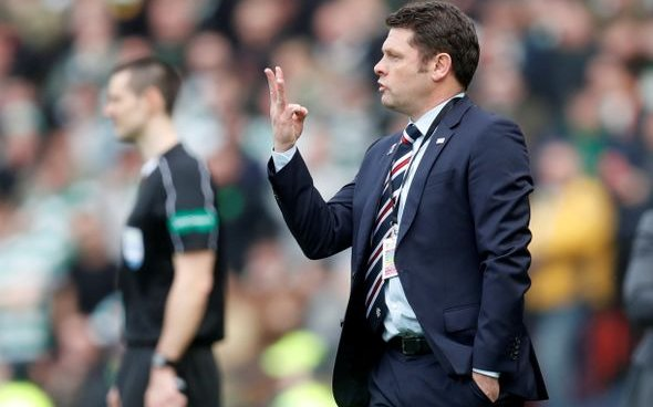 Image for Gerrard cannot be safe in comparison to Rangers predecessors