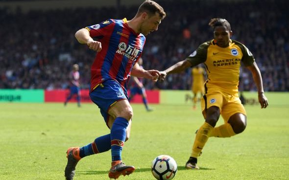 Image for Crystal Palace: James McArthur to sign new contract