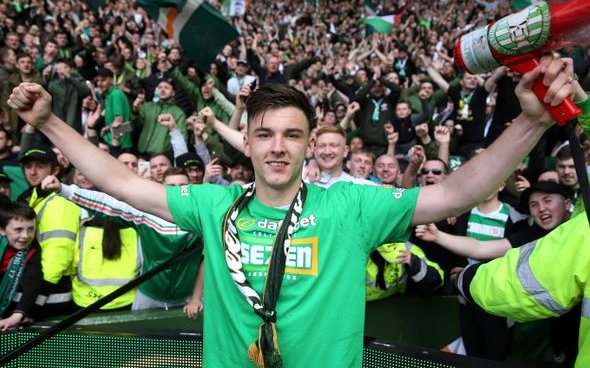 Image for Sutton reacts to Everton interest in Celtic ace Tierney