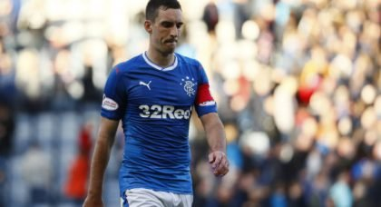 Lee Wallace set to leave Rangers