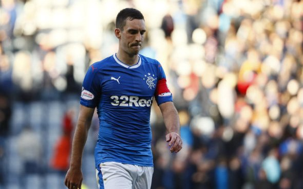 Image for Lee Wallace set to leave Rangers
