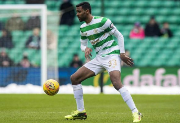 Lennon: Compper could play for Celtic before end of season