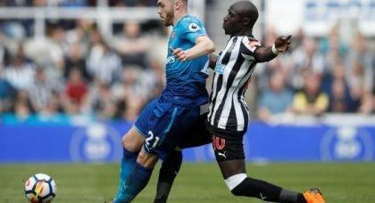 Benitez staying could hinge on Diame future