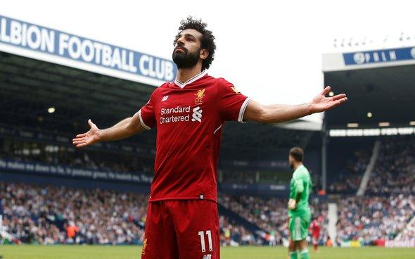 Image for Liverpool: Fans hail Salah's dedication