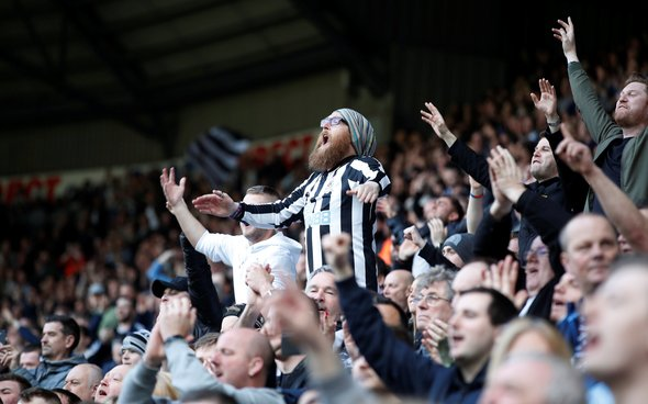 Image for Newcastle United: Fans react to transfer website claims