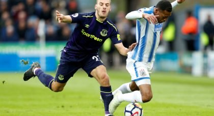 Vlasic in for rude Everton awakening