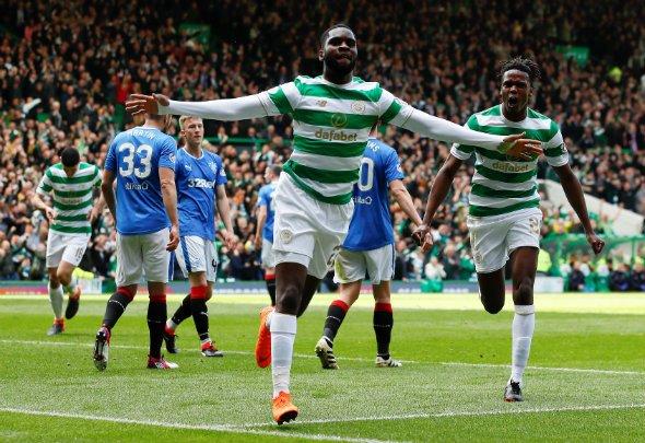 Chris Sutton heaps praise on Odsonne Edouard