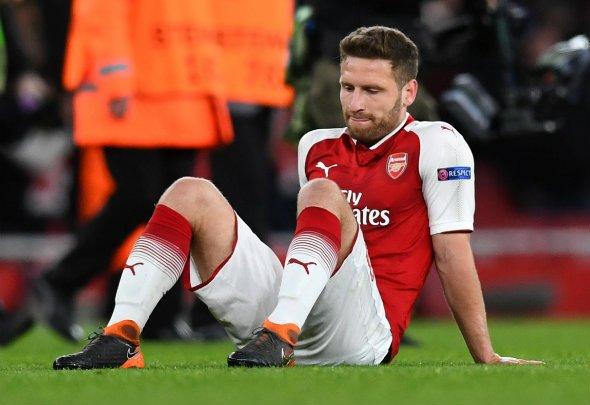 Arsenal fans rip into Mustafi